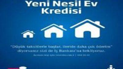 İş Bankası Konut Kredisi Kampanyası