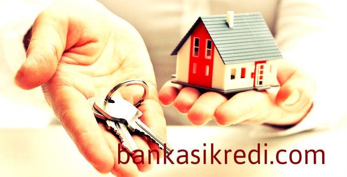 bankadan ikinci konut kredisi