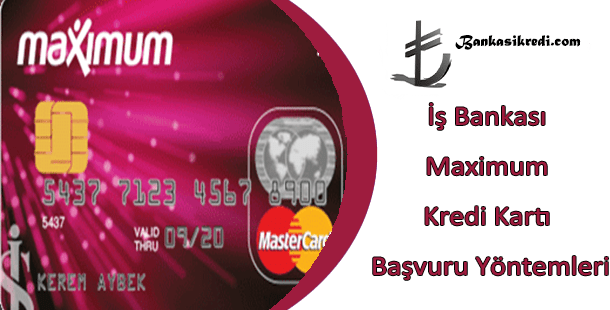 maximum kartı başvuru