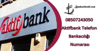 aktifbank telefon iletişim