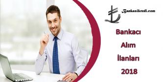 bankacı iş ilanları 2019