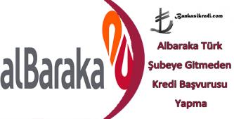 albaraka online kredi
