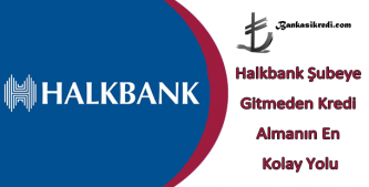 halkbank online kredi