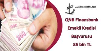 finansbank emekli kredisi